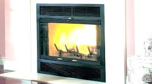 gas fireplace glass doors open or closed gas fireplace doors open fireplace glass door replacement fireplace