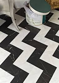 black and white marble tile floor. black and white marble zig zag tile floor omg r