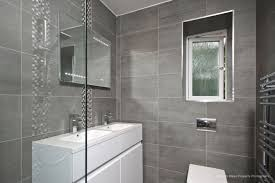 Fully Tiled Bathroom Fully Tiled En Suite Shower Room In Cardiff By Your Space Living