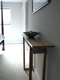 Narrow Console Table Modern Narrow Console Table Vanity Table Narrow Console  Table Sofa By Designs Narrow