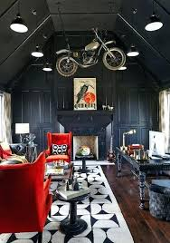 office man cave ideas.  Cave Man Cave Office Contemporary Cool Ideas With Desk  Setup   With Office Man Cave Ideas E