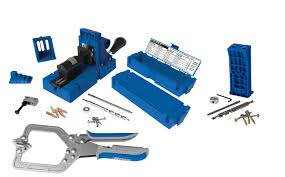 Kreg Screw Length Chart Kreg K5 Master System Bundle With Bonus Kreg Hd Jig 30 Hd Screws 15 Rebate Available