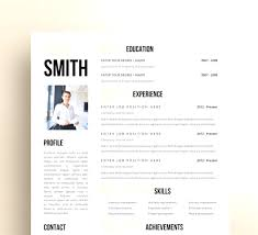 Trendy Resume Templates Unique Free Trendy Resume Templates Looking For A Professional 7
