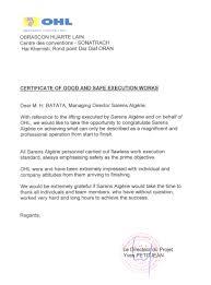 Sample Appreciation Letter For Good Job Done Appreciation Letter