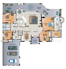 Extraordinary Custom Luxury Home Floor Plans Pictures  Best Luxury Custom Home Floor Plans