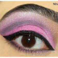 the barbie doll eye makeup