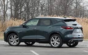 Comparison Chevrolet Blazer Premier 2020 Vs Volvo Xc40 T5 Inscription 2020 Suv Drive