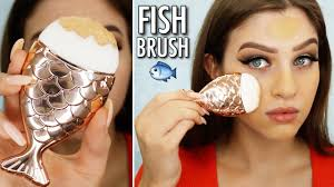 12 kmart fish makeup brush review first impressions
