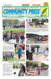 Community Press May 2019 By Fred Brown Issuu