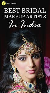 makeup is obviously the essential part of all and it all depends on the bridal