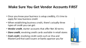 How To Get Amazon Dell And Walmart Business Credit Cards