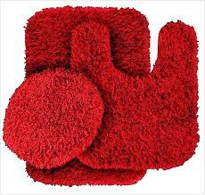 black bathroom rug set white and gold inside red rugs remodel 10