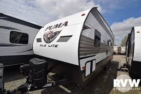 2020 palomino puma xle 25tfc toy hauler travel trailer