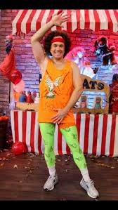 richard simmons sweatin to the oldies headband. get ready to sweat the oldies - boogie down with richard simmons sweatin headband o