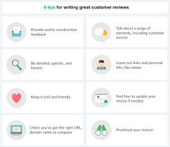 Quick Trip Job Reviews 8 Tips For Writing Great Customer Reviews Trustpilot Support Center