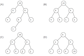 Heap Data Structure Geeksquiz