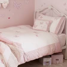 bella erfly pink cotton bedset