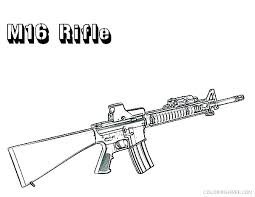Gun Coloring Pages Awesome Call Duty Printable Of Nerf Menotomyme