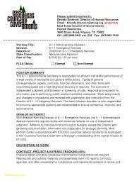 Administrative Assistant Resume Samples Resume for An Administrative assistant Download Executive assistant 23