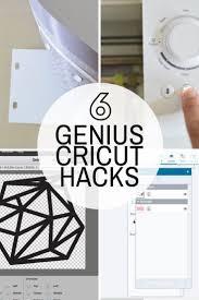 Cricut Machine Designs 6 Cricut Explore Design Hacks Tutorials Diy Craft