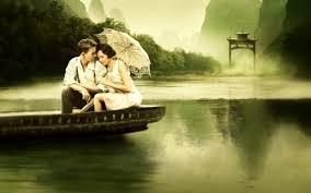 Romantic-Love-Couple-On-Boar-HD ...