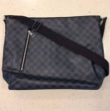 louis vuitton bags for men. authentic louis vuitton damier graphite mens bag bags for men r