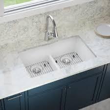 Relaxing undermount kitchen sink white ideas Round Quickview Wayfair 12 Inch Deep Kitchen Sinks Wayfair