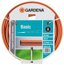 """<b>Шланг GARDENA</b> Basic <b>1/2</b>"""" 20 метров — купить по выгодной ..."""