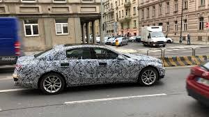 Motor Design Class All New Mercedes S Class Spotted In Prague By Motor1 Com Reader