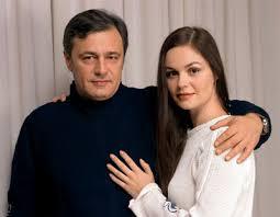 С супругом, бизнесменом душан перовичем. Dushan Perovich Muzh Ekateriny Andreevoj