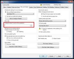 Solved Plot To File No File Name Autodesk Community Autocad