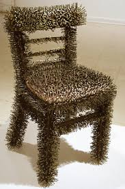 uncomfortable chair.  Uncomfortable Art Design And Uncomfortable Chairs Truth Inertia Innovative  Chair