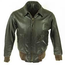 brown flight jacket g 1 jacket h01p 1
