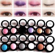 professional 14 color single make up eye shadow for women long lasting shining glitter eyeshadow