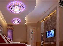 lighting bedroom ceiling. Image Of: Purple Led Ceiling Lights Lighting Bedroom