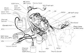 repair guides vacuum diagrams vacuum diagrams autozone com 9 emission system component layout and vacuum diagram 1986 22r engine federal and