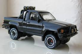 Back to the Future Marty McFly's Toyota Truck