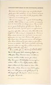 historical exhibits the presidency of abraham lincoln gettysburg address abraham lincoln