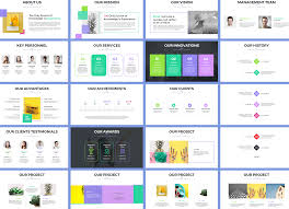 Business Proposal Powerpoint Business Proposal Powerpoint Vsual
