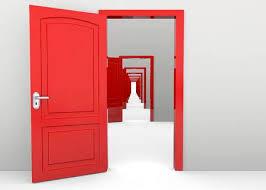 many open doors.  Open Entrance Through Many Open Doors Stock Photo  41745250 In Many Open Doors P