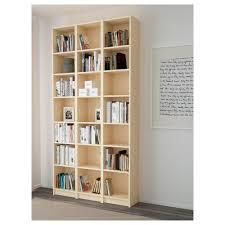 Ikea Billy Bookcase Billy Bookcase Birch Veneer 120x237x28 Cm Ikea