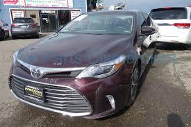 Buy $160 2016 Toyota Avalon Liner Rear driver DOOR PANEL BLACK W ...