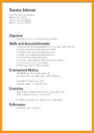 Skills On Resume Examples Skill For Resume Examples Wikirian Com