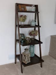 ... Creative Inspiration 11 Rustic Ladder Shelf Rustic Ladder Shelves ...