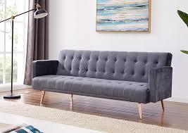 velvet sofa bed 3 seater luxury velvet