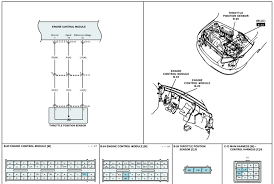 2004 kia rio i a diagram for the tps obd ii p0172 graphic