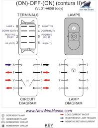 hatch illuminated rocker switch contura v backlit new wire sea dog breaker panel at Sea Dog Switch Panel Wiring Diagram