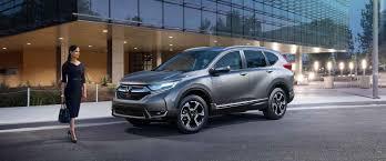 2018 Honda Cr V Trim Levels Capital Region Honda Dealers