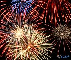 july fireworks and parades
