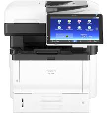 Im 350f Black And White Multifunction Printer Ricoh Usa